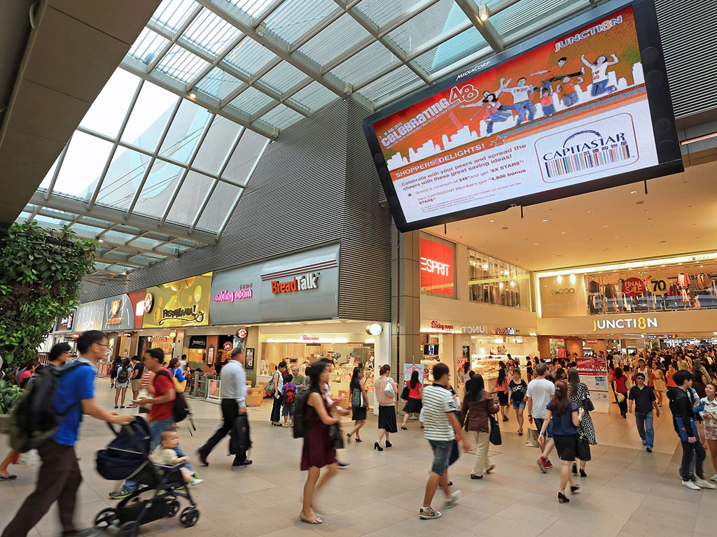 CAPITASTAR, is CapitaLand's multi-mall, multi-store card-less rewards programme that is benefitting 1.8 million members across 70 malls in Singapore, China, Malaysia, Japan and India